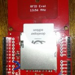Electric Imp RFID board