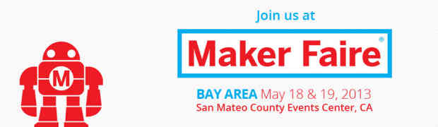 Countdown to Maker Faire